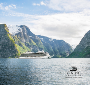 Conde Nast Traveler – Reader's Choice – Win a trip for 2 to Stockholm, Sweden and Norway for a Cruise Ship for 15 days