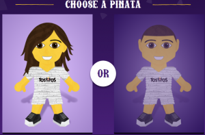 Frito-Lay – Tostitos Pinata Party – win 1 of 21 prizes of a customized pinata & a $1,000 gift card