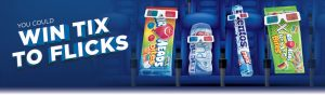 Perfetti Van Melle – Airheads and Mentos Reel Sweet – Win 1 of 1,530 prizes