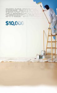 Athene USA – Athene's Renovation – Win $10,000 Cash prize