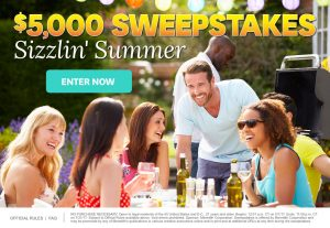 Better Homes and Gardens – Sizzlin' Summer – Win a $5,000 check