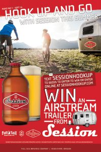 Full Sail Brewing – Session Hook Up – Win an Airsteam Sport Travel Trailer valued at $44,900