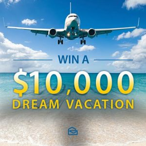 PCH Publishers Clearing House – Win a $10,000 Dream Vacation