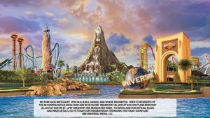 Today's Take – Freebie Friday – Win a 4-day trip for 4 to Universal Orlando Resort  valued at $3,863