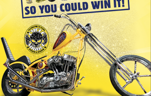 Twisted Tea Brewing Company – A Little Twisted Chopper Video – Win a Twisted Tea Custom Chopper valued at $8,000