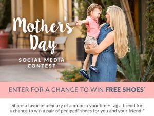pediped Footwear – Win a free pair of pediped shoes for you & your friend