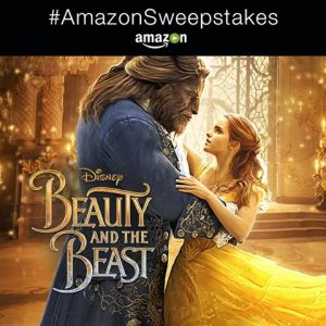 Amazon – Beauty and the Beast – Win a gift basket from Beauty and the Beast