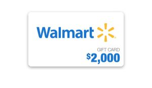 Ellen TV – Win a $2,000 Walmart Gift Card
