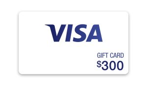 Ellen TV – Win a $300 Visa Gift Card