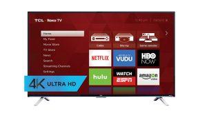 Ellen TV – Win a 55″ 4K TCL Roku TV