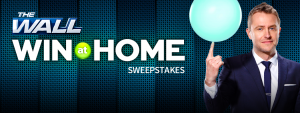 NBCUniversal Media – The Wall Win at Home – Win 1 of 10 prizes of a $5,000 check each
