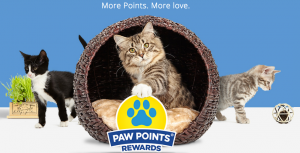 The Clorox Pet Products Company – Paw Points FY17 Second Half Multisweeps – Win 1 of 95 fabulous prizes