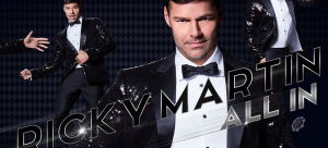 Warner Bros. ExtraTV – Extra Ricky Martin – Win 1 of 5 trips for 2 to Las Vegas, NV and 2 tickets to see Ricky Martin live valued at $1,650 each