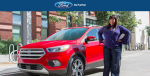 AFN Productions – The Real Friend Ford Escape – Win a brand new 2017 Ford Escape and a trip for 2 to LAX or Burbank