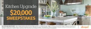 All Recipes – Kitchen Upgrade – Win a $20,000 check