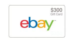 Ellen TV – Win a $300 Ebay gift card