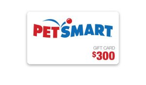 Ellen TV – Win a $300 PetSmart Gift Card