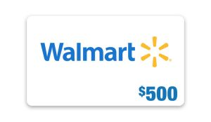 Ellen TV – Win a $500 Walmart Gift Card