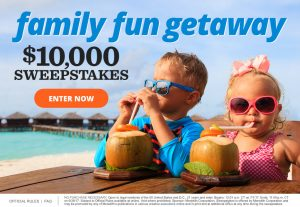 Meredith – Parents – Win $10,000 for a Family Fun Getaway