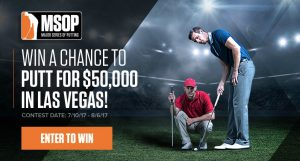 More Golf Today – Win a chance to Putt for $50,000 in Las Vegas, Nevada