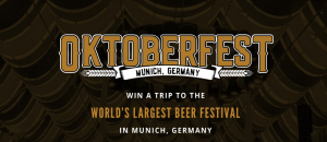 Original Grain – Oktoberfest – Win a trip to Munich, Germany to the World's Largest Beer Festival