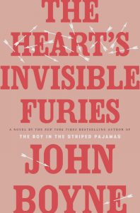 Penguin Random House – The Heart's Invisible Furies – Win 1 of 125 Advance Reader copies of The Heart's Invisible Furies