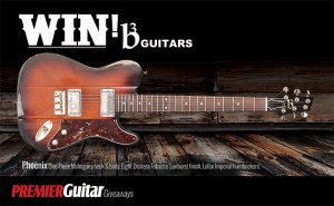 Premier Guitar – Win a b3 Guitars Phoenix valued at $3,725