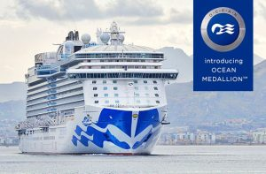 Pricess Cruise – Ocean Medallion Class – Win 1 of 8 prizes of 4-day Cruises to Grand Turk for 2 valued up to $1,700USD each