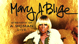 Sirius XM Radio – Mary J. Blige 'Strength Of A Woman' 2017 Tour – Win a grand prize of a trip for 2 to Las Vegas OR 1 of 22 minor prizes