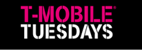 T-Mobile Tuesdays – Week #60 Game – Win a grand prize of a 65″ Samsung UHD Smart TV plus many more valued at $7,200 OR other 175 minor prizes