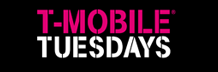 T-Mobile Tuesdays – Week #61 Game – Win a trip for 2 to Seattle, 4K TV & a check OR 1 of 325 minor prizes