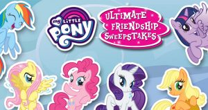 Viacom – Nickelodeon My Little Pony Ultimate Friendship – Win a trip package for 2 families to Nickelodeon Hotel & Resorts Punta Cana in the Dominican Republic