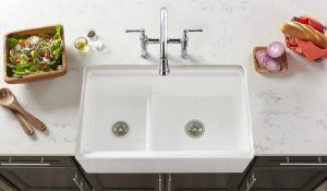Build.com – ELKAY – Win 1 of 3 Fireclay Kitchen sinks and finish of their choice