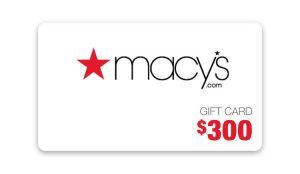 Ellen TV – Win a $300 Macy's Gift Card