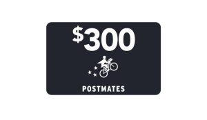 Ellen TV – Win a $300 Postmates Gift Card | GiveawayUS com