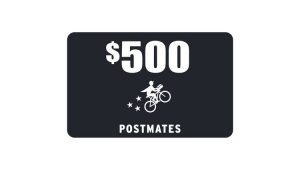 Ellen TV – Win a $500 Postmates Gift Card