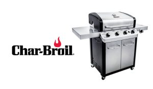 Ellen TV – Win a Char-Broil Grill