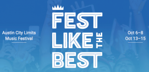 HomeAway – 2017 Fest Like The Best – Win 1 of 2 trips for 4 to the Austin City Limits Music Festival in Austin, Texas valued at $12,721