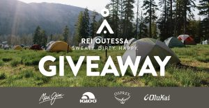 Igloo Products Corp – #SweatyDirtyHappy – Win a 4-day trip for 2 to REI Outessa Waterville Valley in Waterville Valley valued at $5,337