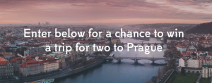 InsideHook – Prague Adventure – Win a prize package of $1,000 flight voucher, 4-night accommodation and more