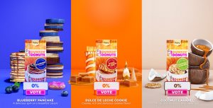 J.M. Smucker – Dunkin' Donuts Bakery Series Vote For Your Flavorite – Win a grand prize of $5,000 OR 1 of 65 minor prizes