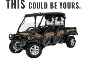 Mack's Prairie Wings – Ultimate Off-Road – Win a 2017 Mossy Oak Shadowgrass Blades John Deere valued at $21,514