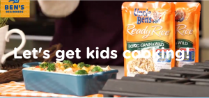 Mars Food Uncle Ben's – Ben's Beginners – Win 1 of 5 grand prizes of a check for $15,000 for the winner and a $30,000 check for the Child's school