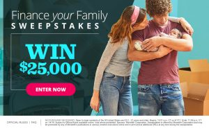 Meredith – Parents – WIN $25,000 to help with your family finances