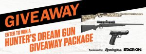 Mills Fleet Farm – Hunting Catalog – Win a prize pack valued at $2,919