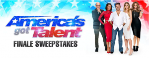 NBCUniversal Media – Win a trip for 4 to Los Angeles to America's Got Talent – Season 12 Live Finale valued at $4,500