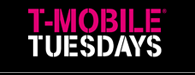 T-Mobile Tuesdays Week #62 Game – Win 1 of 5 membership passes for a year & a $520 check OR 1 of 250 minor prizes