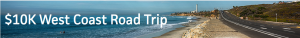 Travel Channel – Win a West Coast Road Trip valued at $10,000