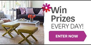 Better Homes and Gardens – Daily Sweepstakes – Win prizes everyday
