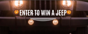 Carolina Ale House 2018 – Win a Jeep Wrangler valued at $40,000